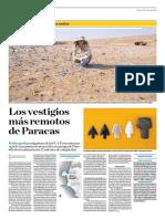 Los Vestigios Más Remotos de Paracas