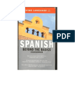 148248404 Living Language Spanish Beyond the Basics Coursebook