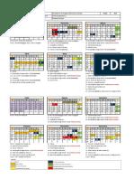 Calendario etep 2018