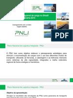 Apresentacao Matriz de Transporte 2015 Pnli