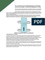 Cómo Identificar La Fuente de Un Problema en El Proceso de Conversion de Pilicula Web y Luego Determinar La Cura