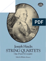 Haydn - String Quartets Opp. 20 and 33, Complete