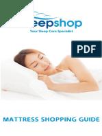SleepShop • Homeplus