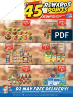 Super8 Grocery Warehouse • March Mailer A