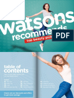 Wastsons E-Catalog 2018