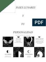 Tu Personalidad y Laluna
