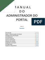 Manual Portal Administrador