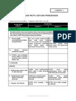 Format - 1 -(Skl) Pemetaan Mutu Satuan Pendidikan