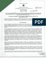 RAC 160 - Seguridad de La Aviación ó PNSAC - Programa Nacional de Seguridad de La Aviación Civil