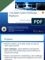 d1 Trk2 Faywolfe Open Cyber Challenge Platform