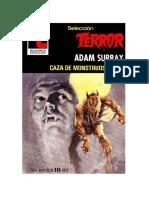 Surray Adam - Seleccion Terror - 429 - Caza de Monstruos