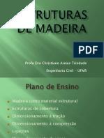 Estruturas de Madeira 1 - Introd - Estrut Interna - Propriedades