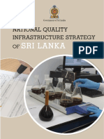 National Quality Infrastructure Strategy - National Export Strategy (2018-2022)