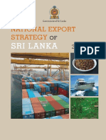 Main National Export Strategy (2018-2022) (NES) Document