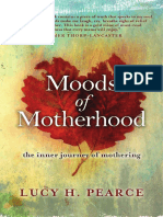 Sample of Moods of Motherhood by Lucy H. Pearce, Womancraft Publishing