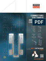 Connectors for Masonry and Timber Construction 2.Original