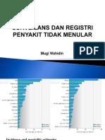 Surveilans Epid Dan Registri PTM