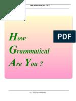 HowGrammatical 3