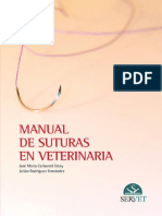 APOSTILA - Manual de Suturas Em Veterinaria