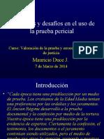 5 Peritos - Mauricio Duce