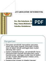 Biokimia Xenobiotik