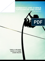 Craig Williams-Maths and Science for Sport and Exercise Students_ the Basics (2008)