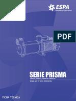Ft Ficha Tecnica PRISMA 35N