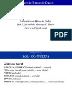 SQL-Consultas