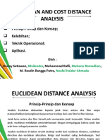 Euclidean and Cost Analysis