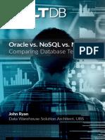 eBook-VoltDB Oracle vs NoSQL vs NewSQL eBook Final