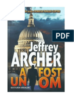 Jeffrey Archer - 7. a Fost Un Om