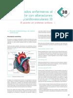 Cuidados enfermeros al paciente con alteraciones cardiovasculares
