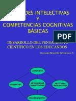 Aptitudes Intelectivas y Competencias Cognitivas Basicas 2[1]