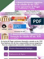 I Seminário Internacional de Educação para o século XXI