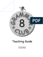 Teaching Guide 8