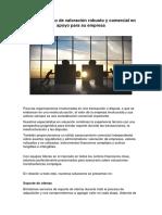 Asesoramiento de Valoración Robusto y Comercial en Apoyo Para Su Empresa