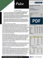 Mkt Pulse - KOHC - Raise TP on Incorporation of Expansion%3b Buy 07-03-2018
