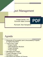 Project Management SIG.fischer
