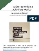 Proteccion Radiologica en Radiodiagnostico