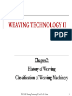 WeaveTech Chapter2 History