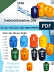 Tangki Air, Hub 0882 2610 9060 (Call - WA)