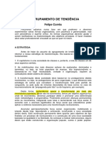 Corrêa, Felipe - O Agrupamento de Tendência