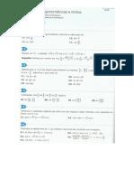 FT - Fórmulas Trigonométricas e Limites