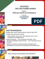 Tajuk 3_Perbezaan Individu dan Pembelajaran.pptx