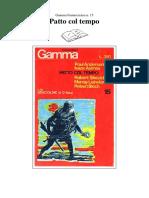Gamma 15 - Patto Col Tempo (Ita Libro).pdf