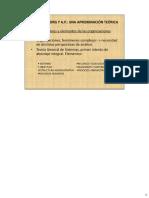 Teoría de las Organizaciones - una primera aproximación
