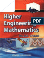 B.S Grewal -  Higher Engineering Mathematics (42nd Ed.)