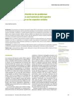 Papel de La Corteza Prefrontal en Los Problemas Sensoriales de Los Niños Con Trastornos Del Espectro Autista y Su Implicación en Los Aspectos Sociales