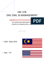 EQA1974 International Laws