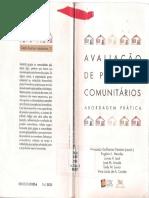 TENÓRIO, Fernando G. (coord.). Avaliação de Projetos Comunitários Abordagem Prática.pdf